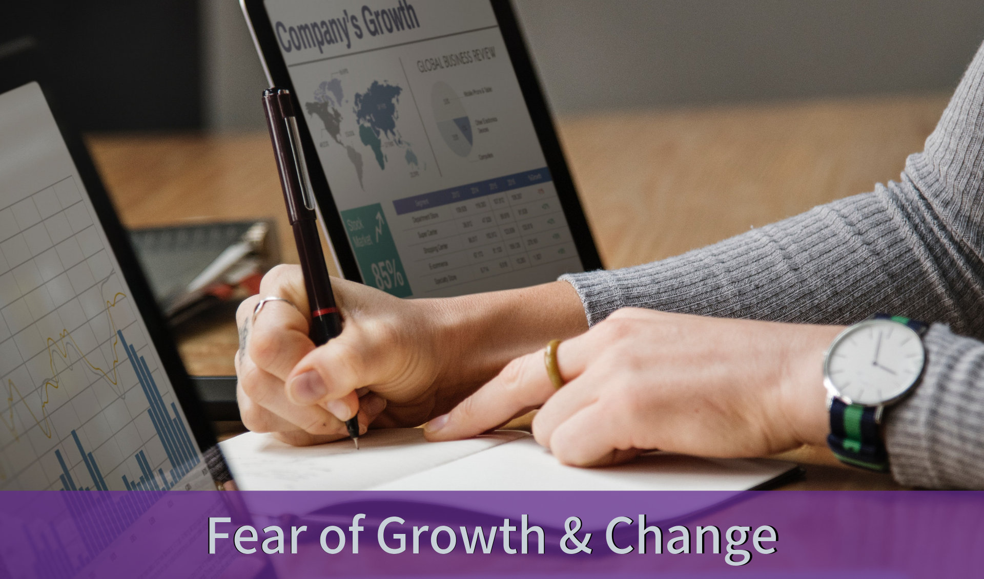 Fear of Growth & Change
